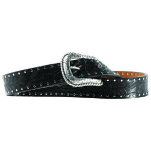 Ariat  Western Embossed Belt - Ladies, Black