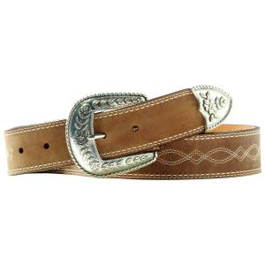 Ariat Fatbaby Belt - Ladies, Russet Rebel