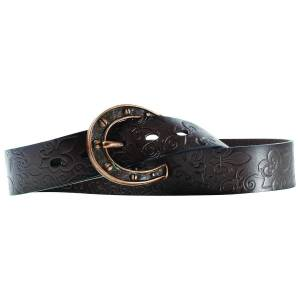 Ariat Charmed Belt - Ladies, Brown