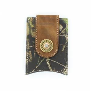 Nocona Shotgun Shell Money Clip