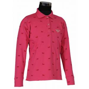 Tuffrider Madelyn Polo Shirt - Kids