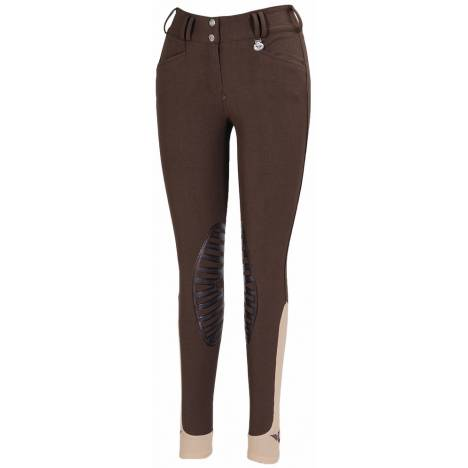 Tuffrider Element Breeches - Ladies, Knee Patch