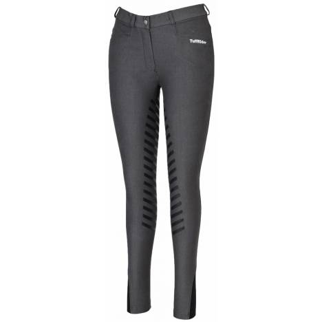 Tuffrider Euro Gripp Breeches - Ladies, Extended Patch