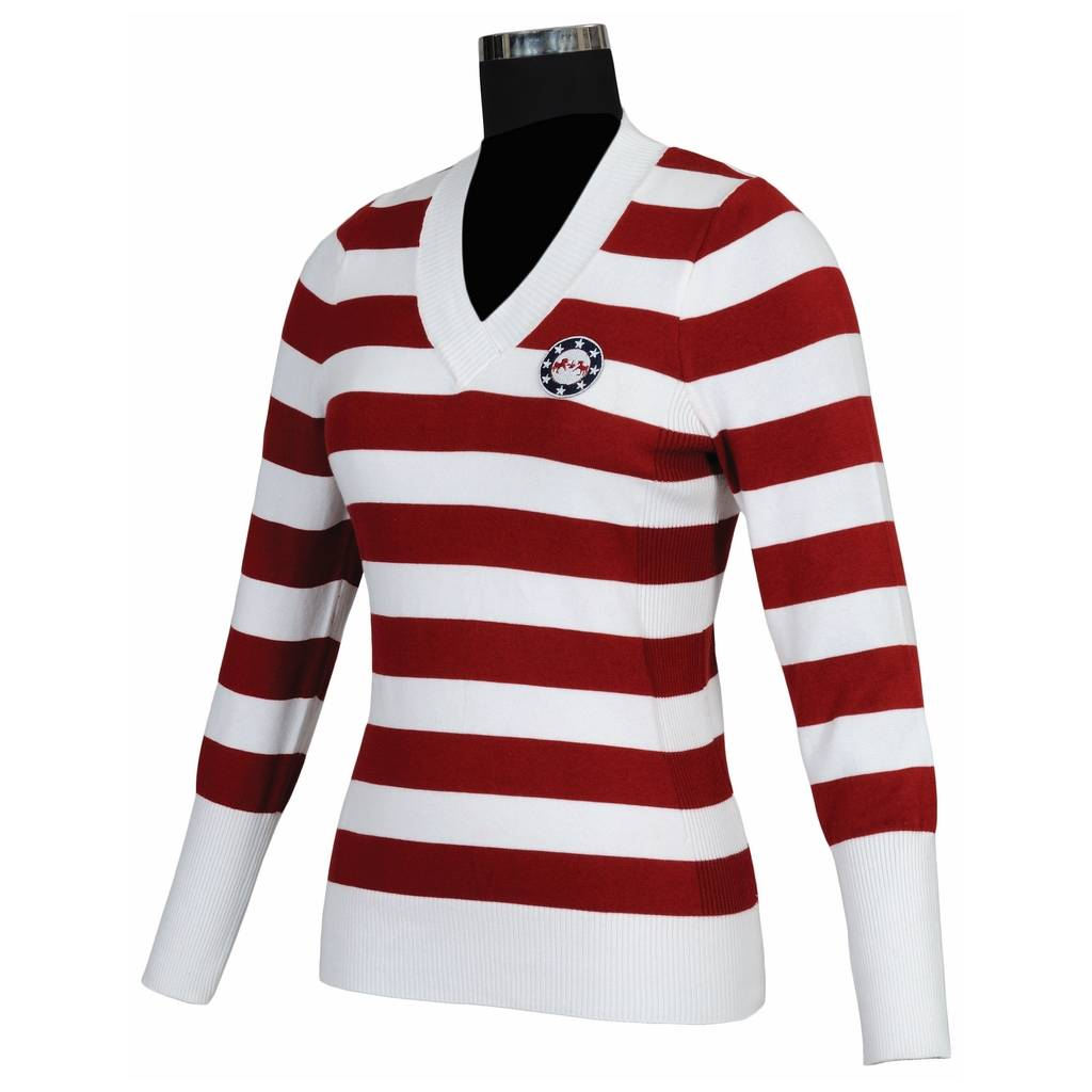 Equine Couture Catamaran Slim Fit Sweater - Ladies
