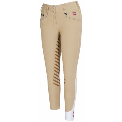 Equine Couture Bostonian Breeches - Ladies, Extended Patch