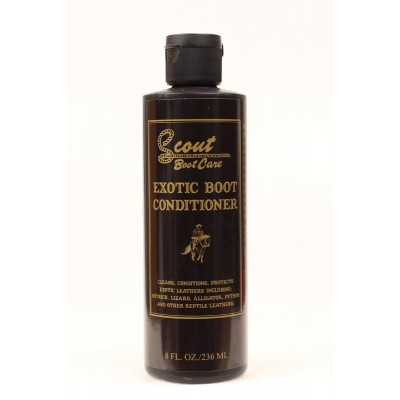Scout Exotic Boot Conditioner
