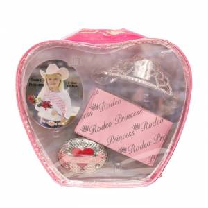 Western Charm Rodeo Princess Gift