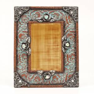 Western Moments Roses 4x6 Frame