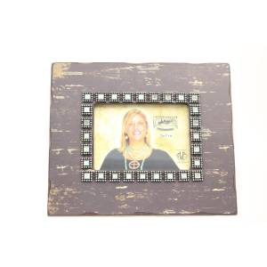 Western Moments Distressed 5x7 Frame
