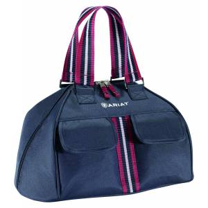 Ariat Hard Hat Bag - Navy/Red