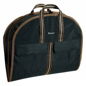 Ariat Garment Bag - Black/Tan