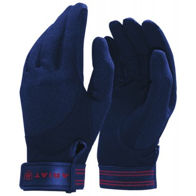 Ariat TekGrip Gloves - Navy