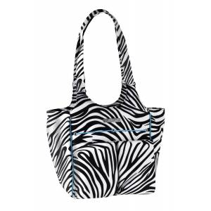 Ariat Mini Carry All Tote - Zebra