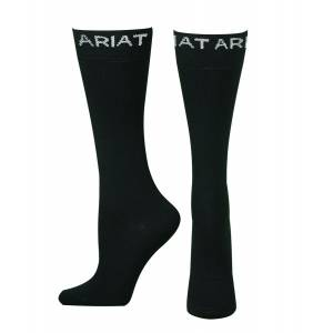 ARIAT Mens Thin Boot Sock