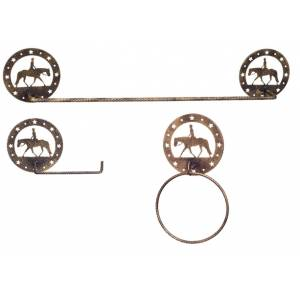 Gift Corral 3-Piece Bathroom Set - English