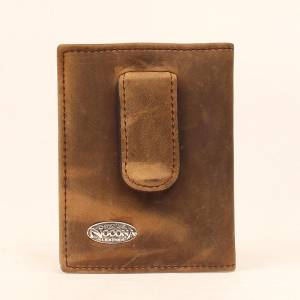 Nocona Front Pocket Money Clip