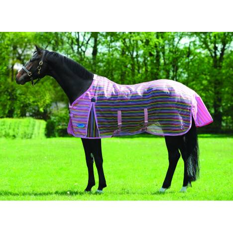 Weatherbeeta Defend Standard Neck Fly Sheet-Pony