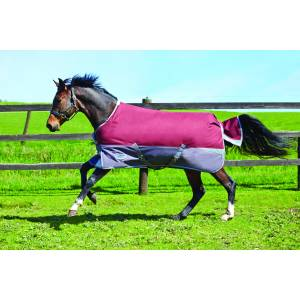 Weatherbeeta 1200D Standard Neck Turnout - Medium Weight