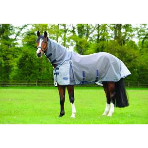 Weatherbeeta Ripshield Plus Detach-A-Neck Fly Sheet