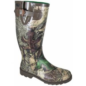 Smoky Boots Camo Stalker Rubber Boots - Ladies