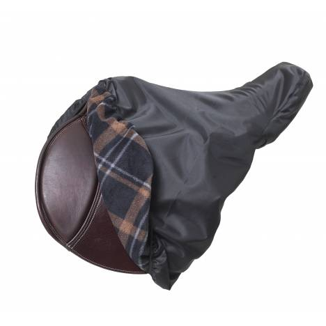 Centaur 420D Saddle Cover with Plaid Lining