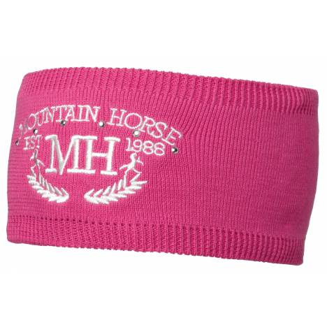 Mountain Horse Headband - Sunrise Pink