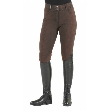 Romfh International Snakeskin Breeches - Ladies, EuroSeat