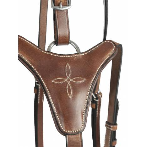 Horze Fancy Stitch Breastplate