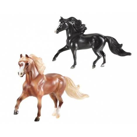 Breyer Traditional Series Gentle Carousel Miniature Therapy Horses