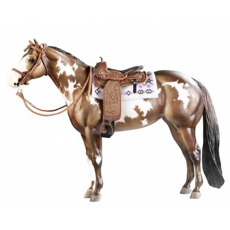 Breyer Traditional Series Tack Cimarron Western Pleasure Saddle