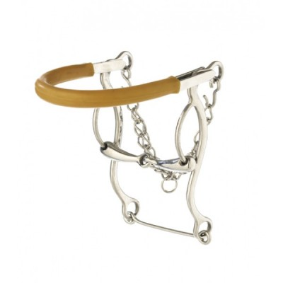 Turn-Two SS Snaffle Combo Hackamore