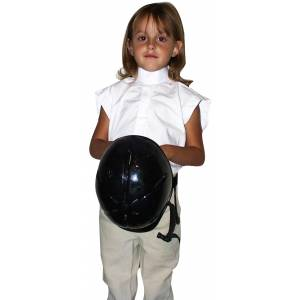 Abetta Kids No-Sleeve Riding Blouse