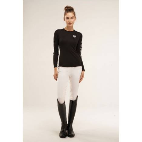 Asmar AE Long Sleeve Tee - Ladies