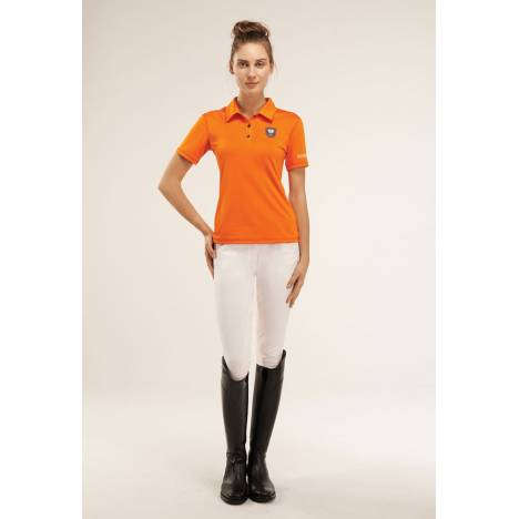 Asmar Ladies SS Polo Shrt