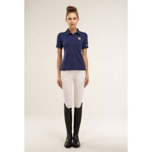 Asmar Ladies Short Sleeved Polo Shirt