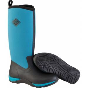 Muck Boots Arctic Adventure Boots - Ladies - Black Harbor Blue