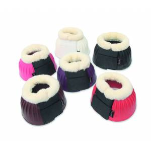 Shires Bell Boots with Fleece