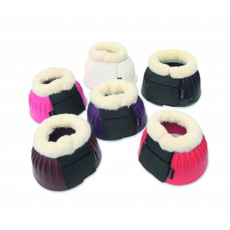 Shires Bell Boots w/Fleece