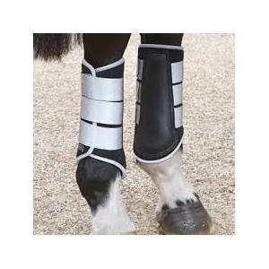 Shires Neoprene Brushing Boots