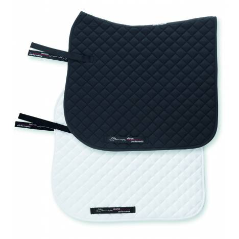 Shires Equestrian Box Quilted Dressage Saddle Pad