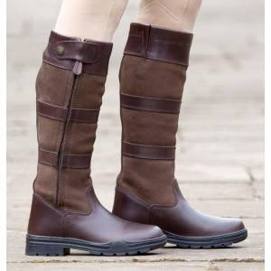Shires Broadway Long Leather Boots - Ladies