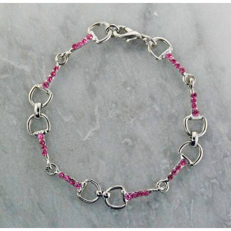 Finishing Touch Snaffle Bit Bracelet