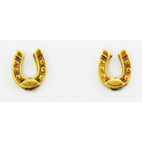 Finishing Touch Horse Shoe Earrings