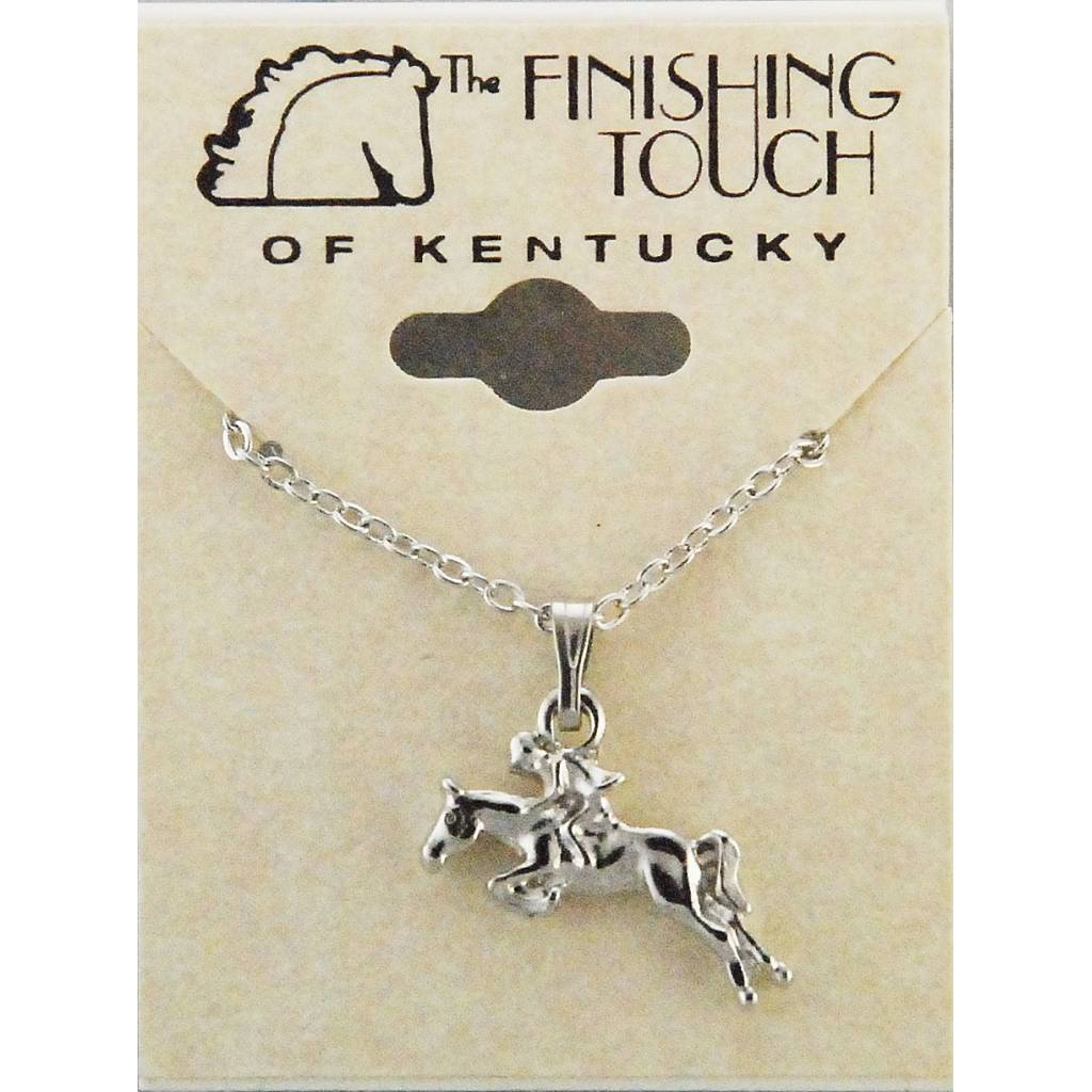 Finishing Touch Jumper Necklace