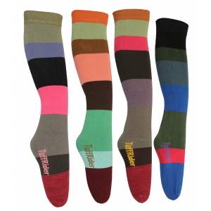 TuffRider Striped Socks - Kids