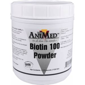 Biotin 100 Supplement