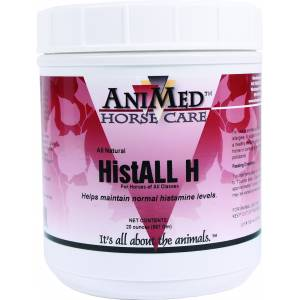 All Natual Histall H Allergy Aid For Horses