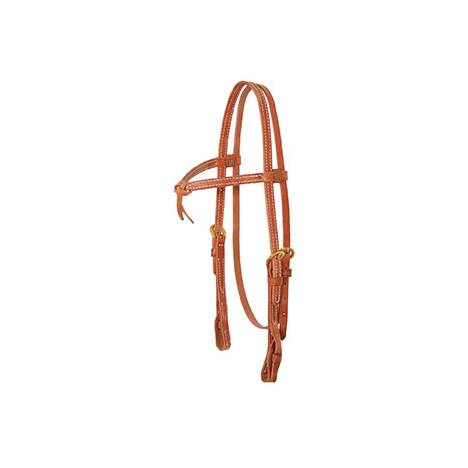 Circle Y Goodnight Futurity Browband Headstall
