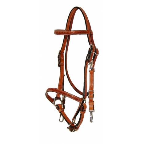 Circle Y Trail Halter/Headstall