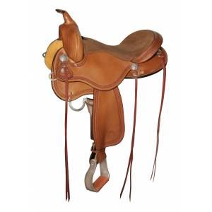 Circle Y Gillette Trail Saddle